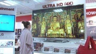 Телевизоры нового поколения. Формат 3D - hitech