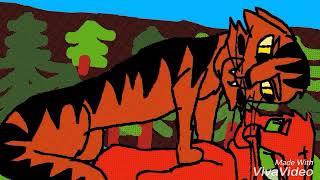 Последняя жизнь огнезвезда коты воители (анимация)