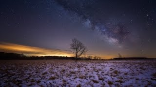 Milky Way Stacking for Noise Reduction