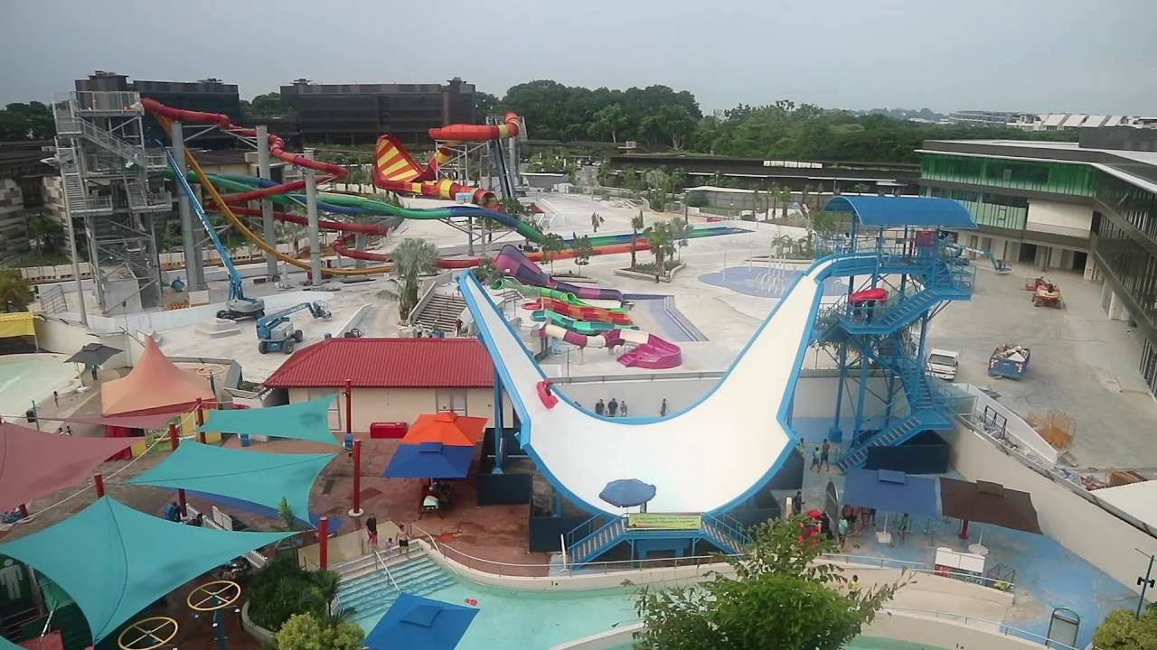 Wild Wild Wet Adventure Park, The Fun Slides, Fun Rides and Torpedo  Thriller Slide