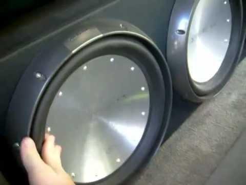 6 15 rockford fosgate t1s in a denali youtube 6 15 rockford fosgate t1s in a denali sciox Gallery