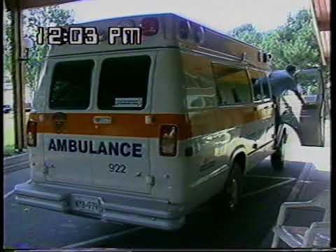 "Community Emergency - ""A Day In The Life Of A Metro Ambulance Crew"""