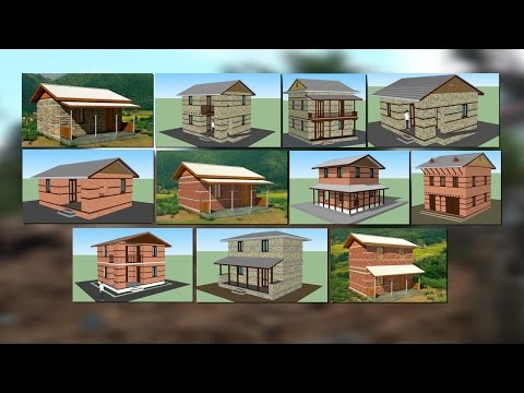 #Episode 5: Focused on measures to build safer houses, Designs of eq. resistant houses