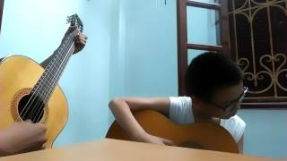 Kachiusa - Guitar Huy Đỗ