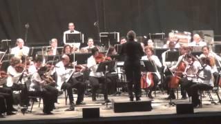 Utah Symphony Orchestra MOAB UTAH Arches National Park 2014