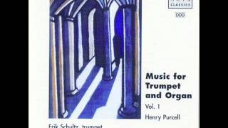 Henry Purcell: Music for Trumpet and Organ Vol. 1 - Schultz/Overduin
