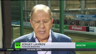'We will be very hospitable' - Lavrov on 2017 FIFA Confederations Cup