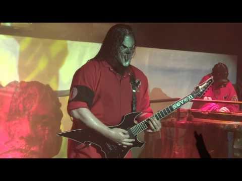 Slipknot- Wait and Bleed Live HD Rockstar Mayhem Festival 7.11.12 Houston, Tx