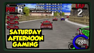 Whiplash / Fatal Racing (DOS) - The Craziest Races Ever!!! - Saturday Afternoon Gaming