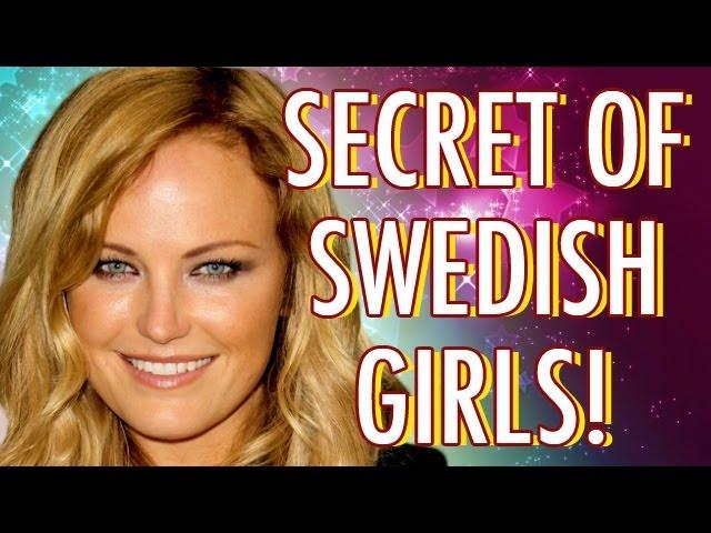 Why Are Swedish People So Beautiful