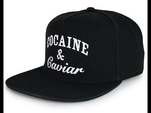 Cocaine /& Caviar Snapback Cap