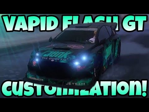 Vapid Flash GT full customization!   GTA Online SA Super Sport Series DLC
