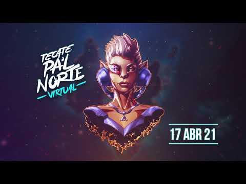 Tecate Pa'l Norte Virtual — El primer festival virtual de todo el continente.