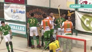 Calafell Esportiu | CP Calafell Tot l'Any 1-2 CP Vilanova Simon Grup