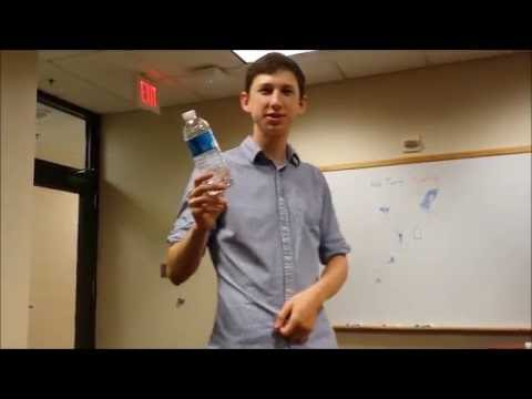 The Science of the Water Bottle Flip