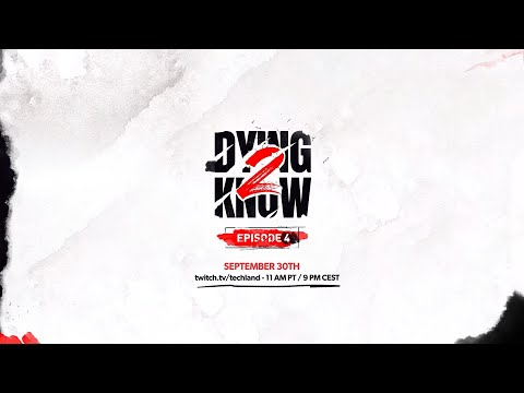 Invitation to The 4th Episode of Dying 2 Know