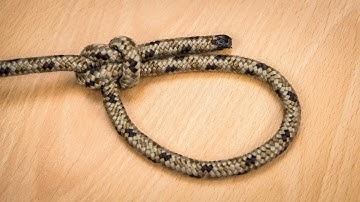 Knoten #01 -  Der Palstek