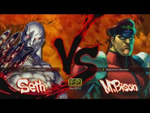 SOK-Daisuke(Seth) VS SOK-DARVION(Bison) online Brazilian Match