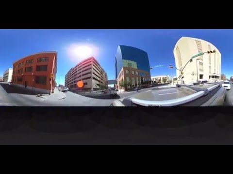DOWNTOWN EL PASO IN 360
