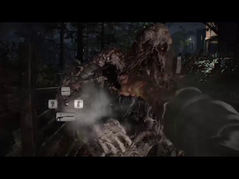 Resident Evil 7 End of Zoe Spirit Blade