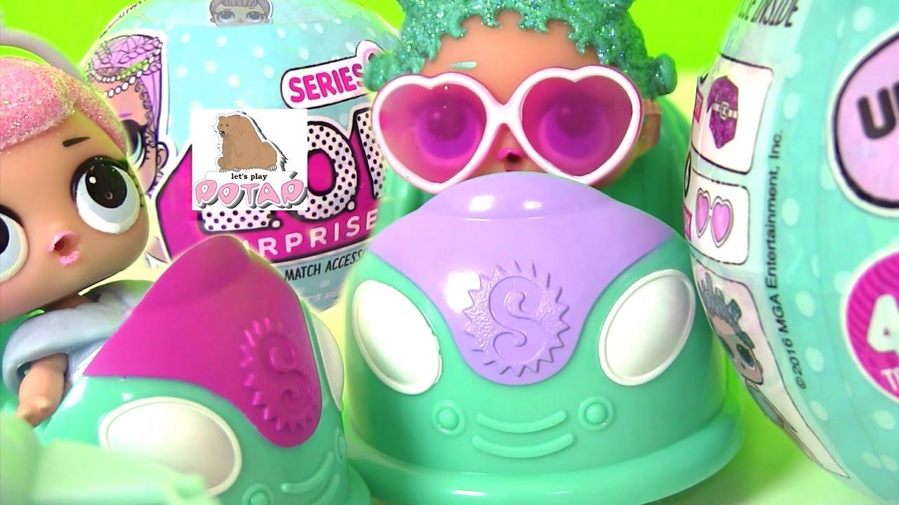 Видео для Детей. Куклы Пупсики! Сюрприз Игрушки. LOL BABY DOLLS Игры ДляДетей   Купить Всякую Хрень в Интернет Магазине