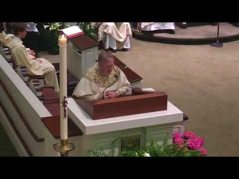 Easter Vigil:Easter Sunday Homily