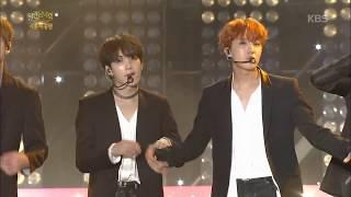 열린음악회 - BTS 불타오르네(FIRE) - 방탄소년단.20161113