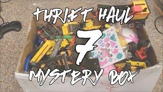 Іграшка Ощадливість Тащут 7: Ящик З Загадкою Ощадливість?!