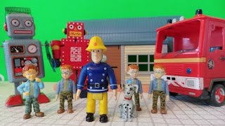 Fireman Sam Normans Robot Goes Wrong, Part 2