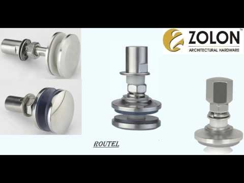 Zolon Architecture Hardware Glass Fitting Product