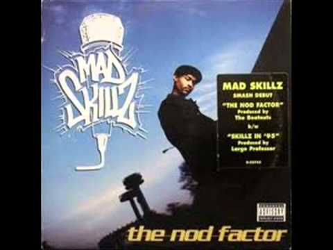 Mad Skillz aka Skillz - Wit' Yo' Bad Self (Produced by Timbaland)