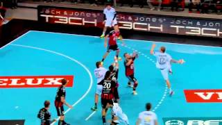 RK Vardar vs Chekhovskie Medvedi 04.10.2014 (Вардар - Чеховские Медведи 04,10,2014)