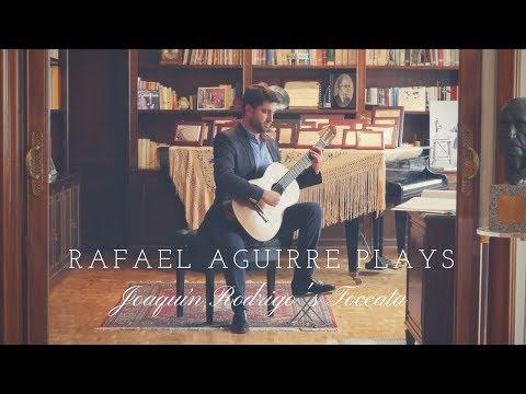 PGF Series - Rafael Aguirre Plays Joaquín Rodrigo's Toccata