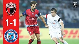 Hero ISL 2018-19 | NorthEast United FC 1-1 Jamshedpur FC | Highlights