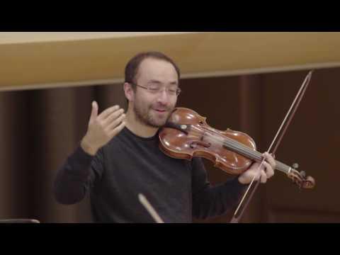 Fulminanter Auftakt der Jubiläumssaison mit dem Jungstar der Originalklang-Szene Riccardo Minasi