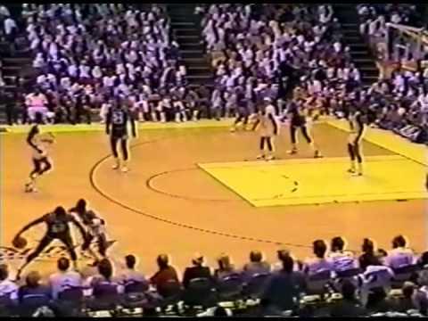 half off 676a8 b0514 Michael Jordan 54 points Magic Midsummer night 1988 RARE