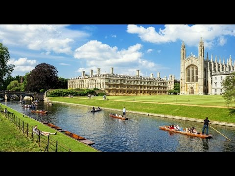 Cultrex Cambridge Tour Stop 13: Kings College