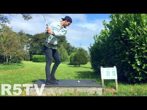 Rocky & Ross suck at golf  S2E16  R5 TV