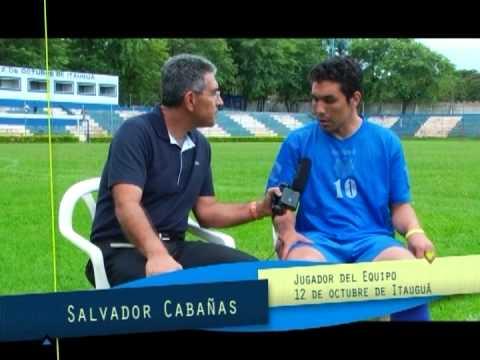 Sucesos Internacional con Jorge Cura entrevista a Salvador Cabañas Asunción - Paraguay