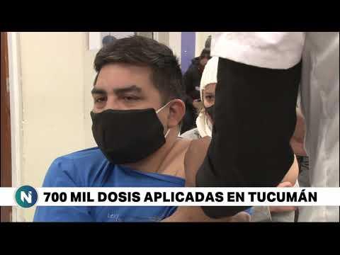 4to.- Flash Informativo - Telefe Noticias Tucumán - 21/06/2021