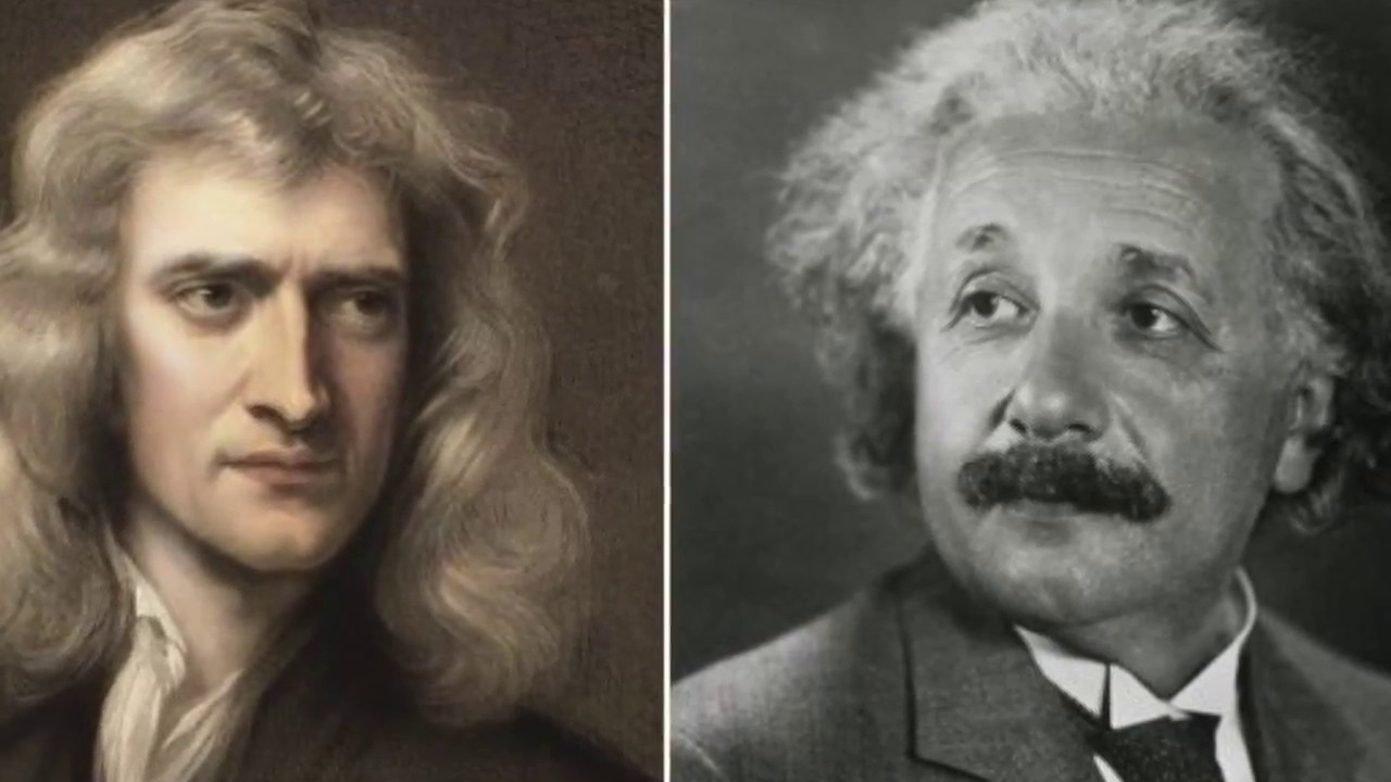 BEST Inspirational Quotes - Isaac Newton & Albert Einstein