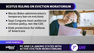 Eviction moratoriums: Why landlords are saying overturning eviction moratoriums now is too late