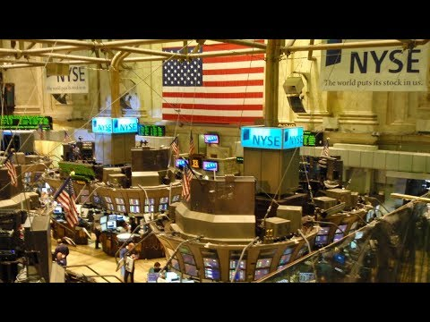 Unregulated Financial Markets Created a Stock Bubble