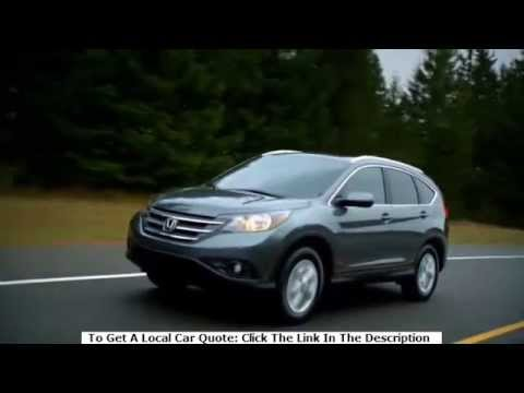 2014 Honda CRV Review New Features And Specifications