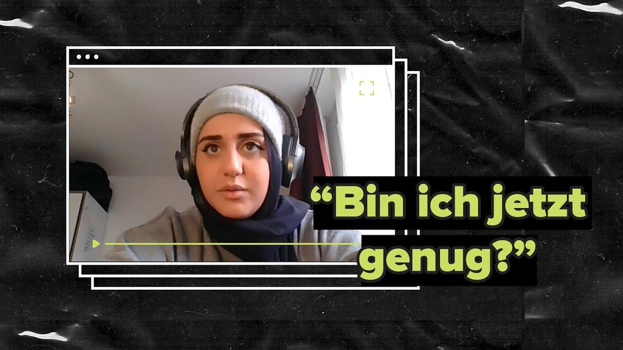 """""""Scheitern gibt es nicht!"""" - Isra Abdou"""