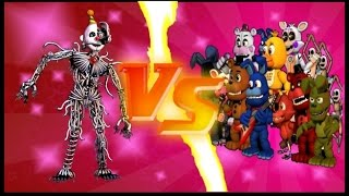 - FNaF World the return to evil ENNARD VS FUNTIMES ORIGINALS Fan game fnaf