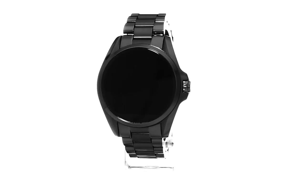 0f76f3342d27 Michael Kors Access Bradshaw Display Smartwatch - MKT5005 SKU 8851402