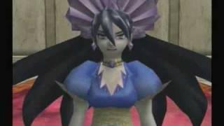 Dark Cloud Boss Battle: Ice Queen La Saia
