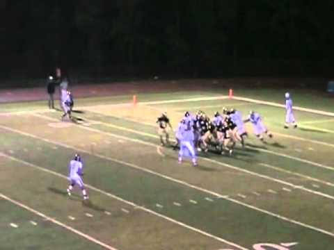 Drake Harris #64 Union High School 2010 Highlights