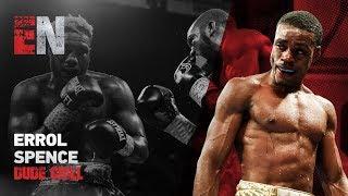 Shocker Jrock Beats Hurd & Errol Spence tells boxing reporter to chill